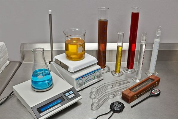 Oil lab